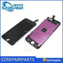 Top OEM factory for iPhone 5s lcd screen digitizer, No dead pixels!