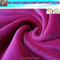 100% polyester velboa,velvet, upholstery fabric for hometextile