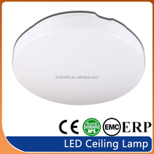 Plastic Modern Ceiling Lamp for Hotel 16w