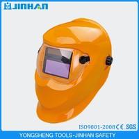 Jinhan Welding Protection Automatic Darkening Welding Helmet With Ventilation