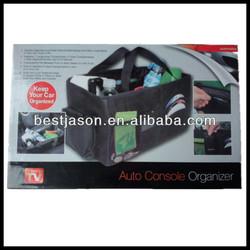 OEM Car Foldable Auto Console Organizer/ Bag Organizer