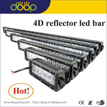 Make In China New Product LED 4D Reflector Light Bar,Motorcycle Parts Auto Accessories 4D LED Light Bar