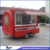 2015 Chinese Red-colored JX-FR280WH mobile food truck equipment selling