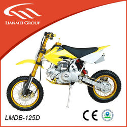 lifan engine 4 stroke dirt pit bike 125cc for sale