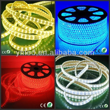high end villa decorate lighting 8mmWide IP65 waterproofLED strip light