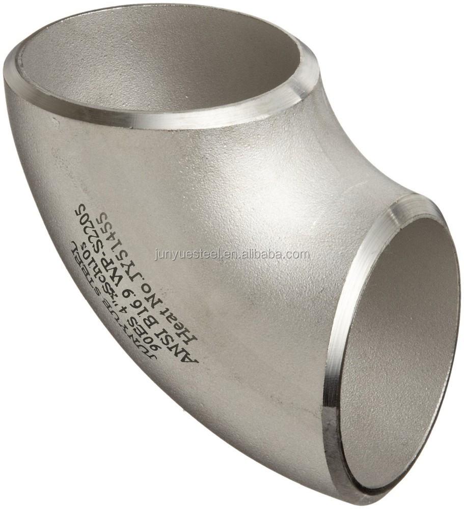 Stainless steel welded pipe fittings elbow buy