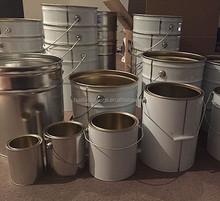 Seau de peinture tailles 0.1L - 25l, Non nominale, Exportés vers plus de 45 pays