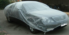 plastic cover bag hanging clothes for car