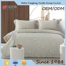4 pcs Chinese style new design and elegant good quality and perfect price silk bedding sets
