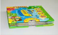 children printing book