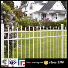manufacturer metal picket fence, picket fence used, children playground fence