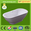 Factory direct high glossy high-quality classical bathtub