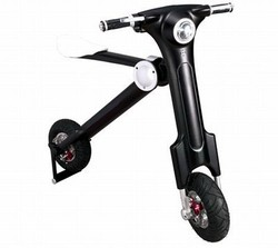 Gorgeous Portable Motocycle! Handy foldable scooter in car, motorcycle motorbike for adult, Foldable Electric Scooter 48V 350w