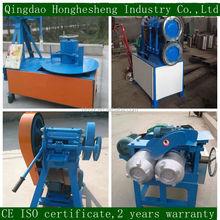 Pneumatici in gomma macchina di taglio/rifiuti pneumatico attrezzature di riciclaggio/riciclaggio di pneumatici usati