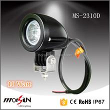 Hot sale cre e chip 12/24 Volt led Worklight ,10 Watt Tractor Light, led worklamp