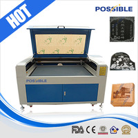 co2 laser cutting system of laser engraving Printing rubber plate engraving