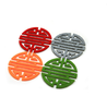Factory direct selling Felt coaster for Chinese New Year