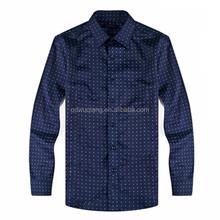 2015 formal shirt new style combed cotton latest kumar shirts long sleeve shirt