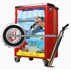 CAR FOAM STATION FOR GARAGES AND STATIONS
