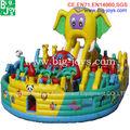 inflable ciudad diversión, juego inflable, juego inflable gigante para adultos, zona infantil de juegos inflables