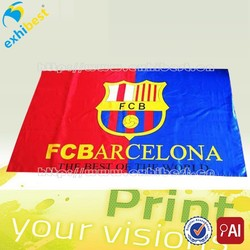 Digital printing polyester Arsenal soccer team pennant flag