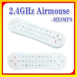 2015 Top Sale 2.4G Wireless Air Mouse Keyboard with Universal Remote Control with For Smart Android TV