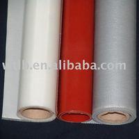 fiberglass coated silica gel reinforced silicon