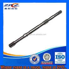 Made in china ISO/TS 16949 siderurgiche certificate materiale di trasmissione albero lungo
