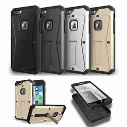phone cover for iPhone 6, for iPhone 6 PC TPU combo protective case