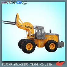 diesel hydraulic forklift truck CPCD35 with CE certification clamp forklift truck,side-loader forklift truck