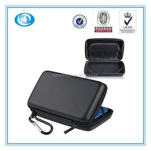 PU leather Black EVA Skin Carry Hard Bag Pouch Tool Case Cover