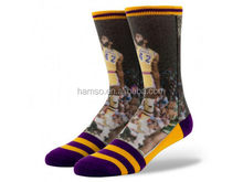 dri-ft elite custom wholesale basketball sublimation socks