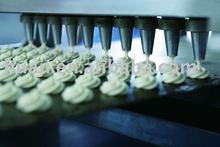 snack food cookies depositor cookie machine