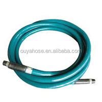 ouya flexible antiflaming rubber fire /heat resistance rubber hose and assembly made in china