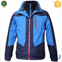 Winter outdoor jacket for young man