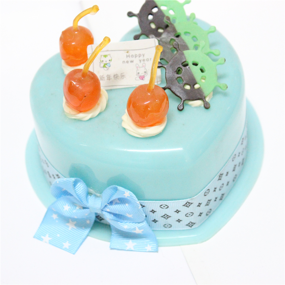 Plastic Fancy Christmas Cakes Model Decoration - Buy Fancy ...