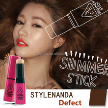 3 ce highlights carry bright block defect rods,STYLENANDA SHIMMER STICK