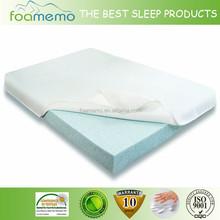 cool gel memory foam mattress topper