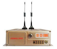 Vehicle Mobile Monitoring System, 3G/WIFI/GPS, 2-4 Channel Video Input, WCDMA/EVDO Network Code, CE/ROHS/FCC, SC VMR-F301