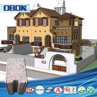 OBON names of prefabricated hospital sandwiches wall panels building materials
