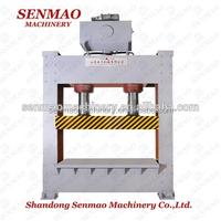 Hydraulic plywood cold press, pre press machine, wood laminate cold press
