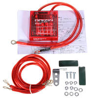 Brand New Universal Red Car Fuel Saver Voltage Volt Stabilizer Regulator Pivot Mega Raizin