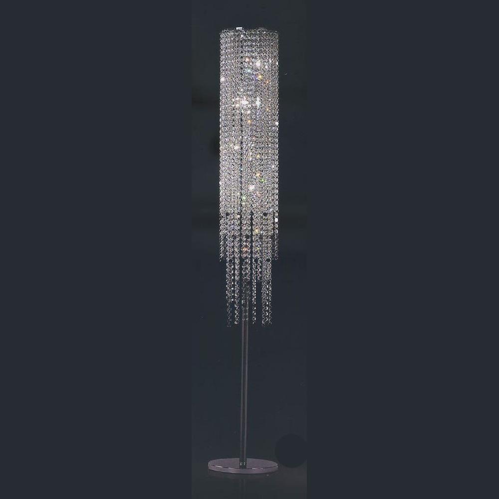 hochwertige moderne chrom kristall stehlampe stehlampe produkt id 717468426. Black Bedroom Furniture Sets. Home Design Ideas