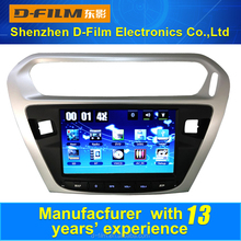 android car dvd player, touch screen car dvd player for pougeot 308, car dvd vcd cd mp3 mp4 playercar dvd player with GPS