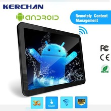 Android 10 inch touch screen monitor, internet tv box reviews