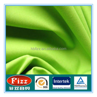 dyed fabric polyester/cotton fabric poplin for shirt