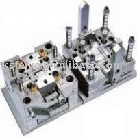 Concret mould manufacturer in China high precision plastic injection mould from mould making CNC machine