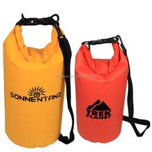 2015 hot sale 8L manufacture fashion cheap waterproof duffle bag,dry bag