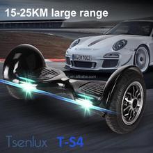 Tsenlux 2015 new smart two wheel self balance skateboard electric scooter 25 km