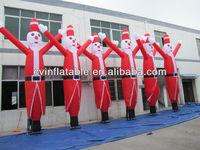 advertising custom size air dancer, inflatable dancers, sky dancer for sale